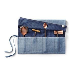 Levi's 5 Pc Bar Tool Set With Case